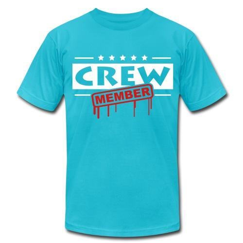 CREW MEMBER - Men's  Jersey T-Shirt