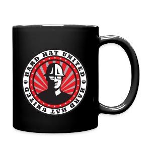 Coffee/Tea Mug: Hard Hat United  - Full Color Mug