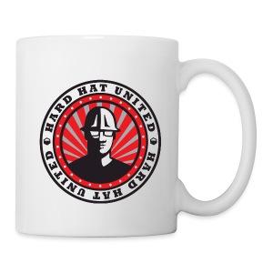 Coffee/Tea Mug: Hard Hat United - Coffee/Tea Mug