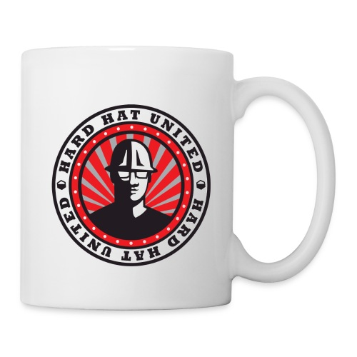 Coffee/Tea Mug: Hard Hat United - Coffee/Tea Mug