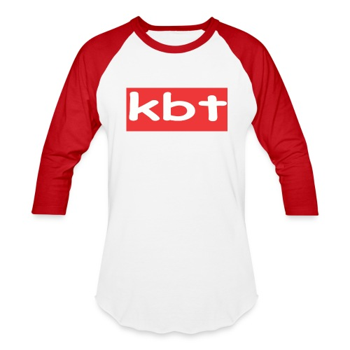 kbt check out my youtube videos kassidy and ardala - Baseball T-Shirt