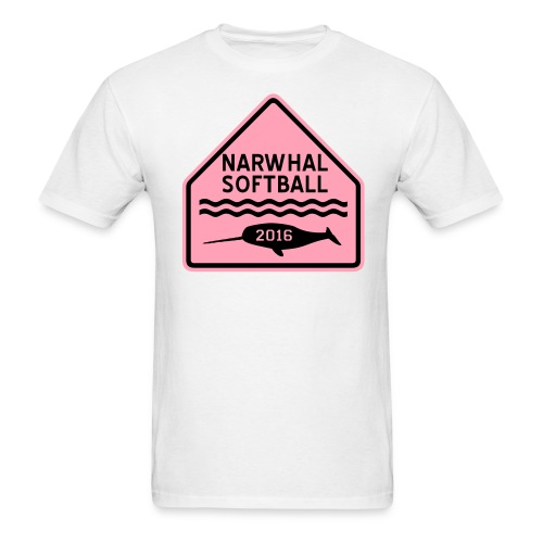Narwhal Softball - Men's T-Shirt