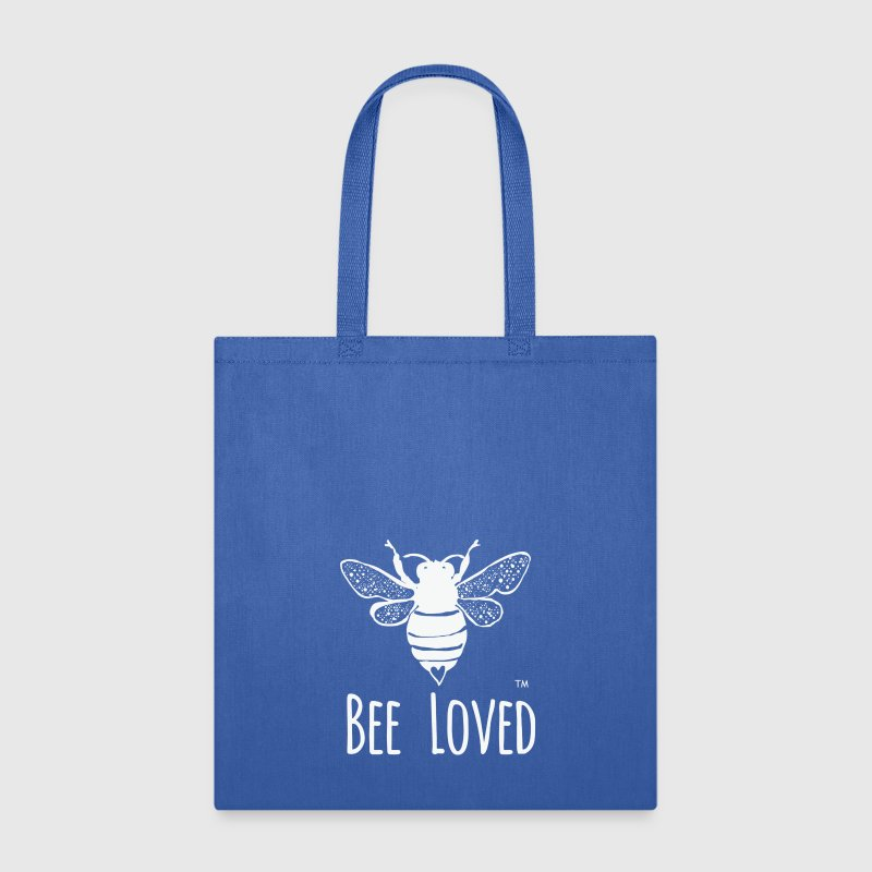 Save the Bees and Bee Loved! - Tote Bag