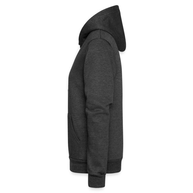 Running Animals (Black)  Zip-Up