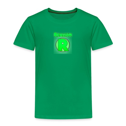 Realizm R Logo T Shirt Toddler Premium T-Shirt - Toddler Premium T-Shirt