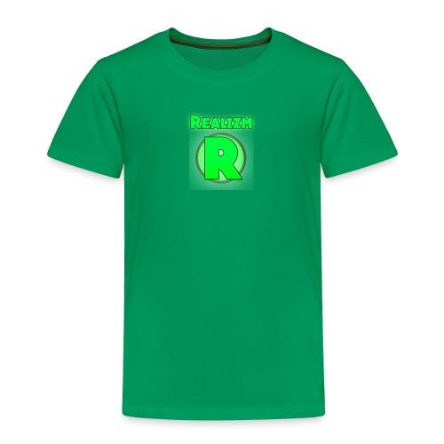 Realizm R Logo T Shirt Toddler Premium T-Shirt - Toddler Premium T-Shirt
