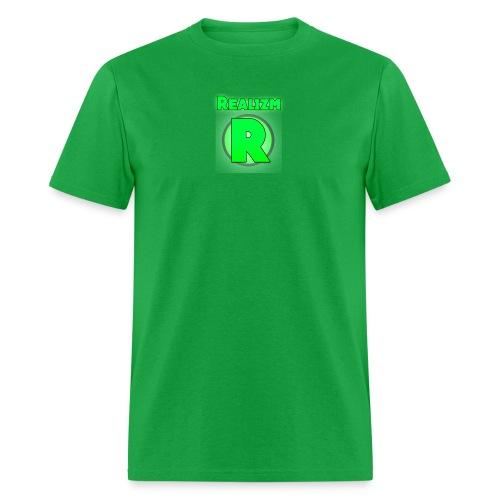 Realizm R Logo Men's T-Shirt - Men's T-Shirt