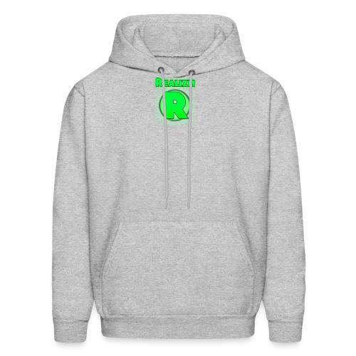 Realizm R Logo Men's Hoodie - Men's Hoodie