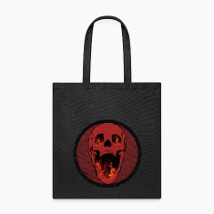 """The Ardent Damned"" Bags & backpacks"