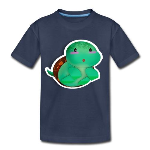 Tshirt: looks its a turtle - Kids' Premium T-Shirt