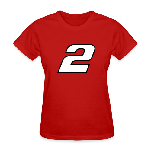 The 2 Tee - Women's T-Shirt