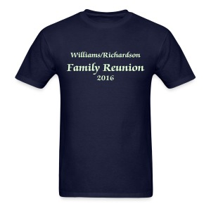 WR Reunion II - Men's T-Shirt