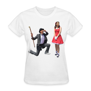 Mister Dapper's Quest (Women's) - Women's T-Shirt