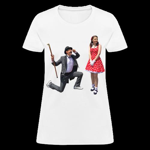 Mister Dapper's Quest (Women's) - Women's T-Shirt