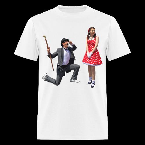 Mister Dapper's Quest (Men's) - Men's T-Shirt