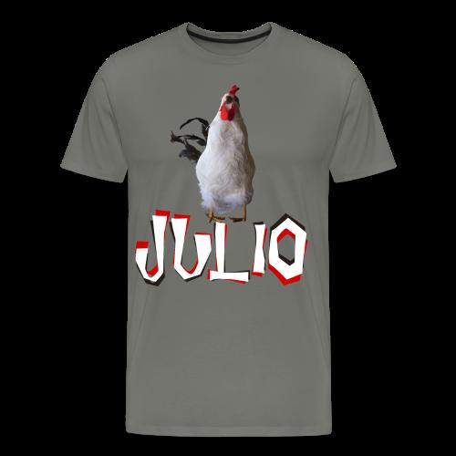 JULIO premium (plus sizes) - Men's Premium T-Shirt