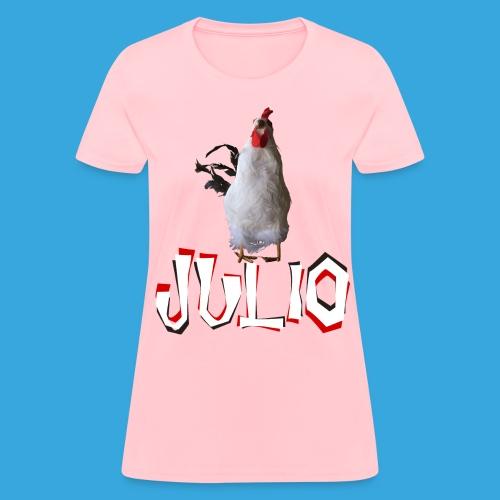 JULIO (women) - Women's T-Shirt