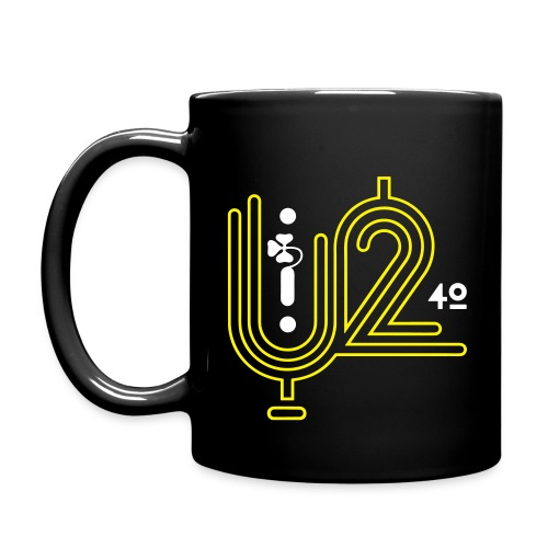 U+2=40 - single sided print - Full Color Mug