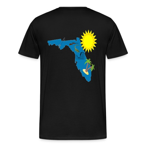 FLORIDIAN MEN - Men's Premium T-Shirt