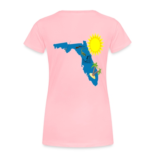 FLORIDIAN WOMEN - Women's Premium T-Shirt