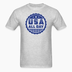 USA All Day T-Shirts