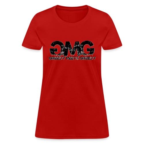 WOMENS GMG TEE - Women's T-Shirt
