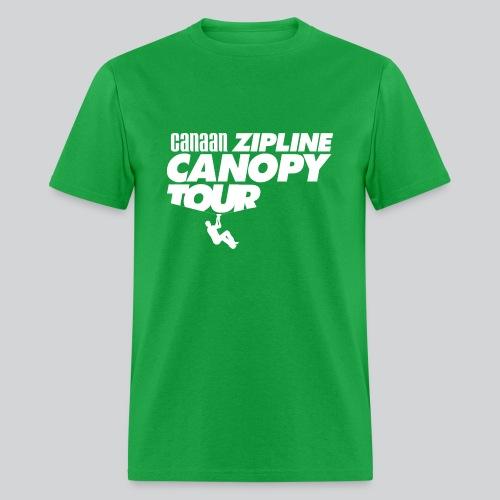 Zipline Men's Shirt - Men's T-Shirt