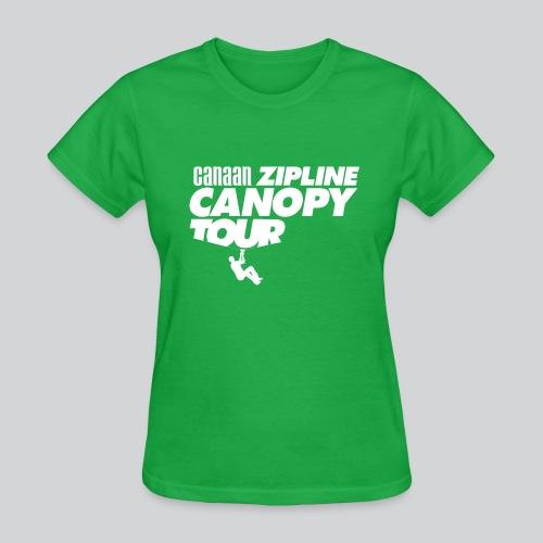 Zipline Women's Shirt - Women's T-Shirt