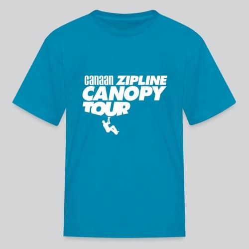 Zipline Kid's Shirt - Kids' T-Shirt