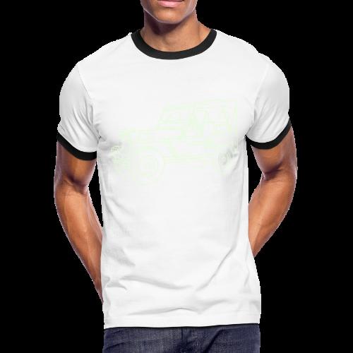 SUV 4x4 - Men's Ringer T-Shirt