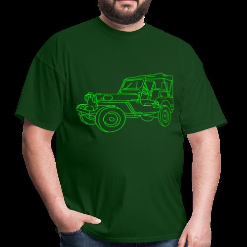 SUV 4x4 - Men's T-Shirt