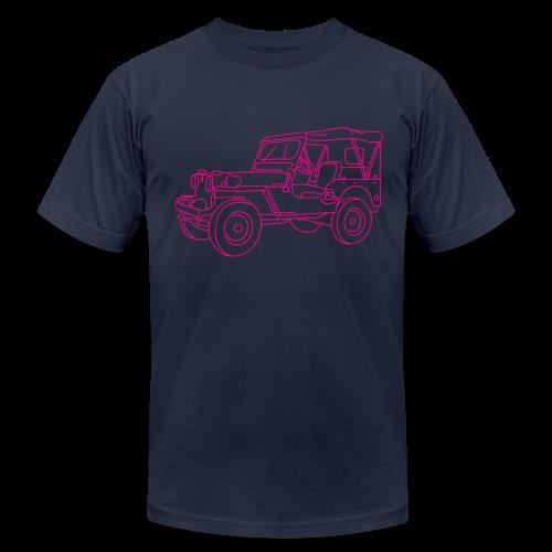 SUV 4x4 - Men's  Jersey T-Shirt