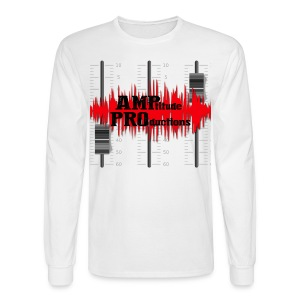 AMPtitude Men's Long Sleeve - Men's Long Sleeve T-Shirt