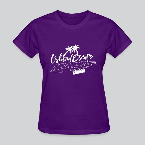 Island Escape - Women's - Women's T-Shirt