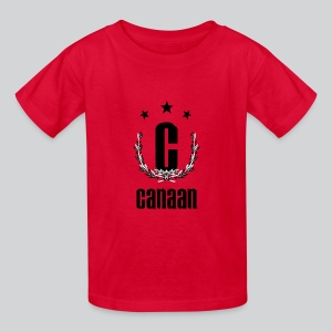 Canaan Throwback Crest - Kid's - Kids' T-Shirt