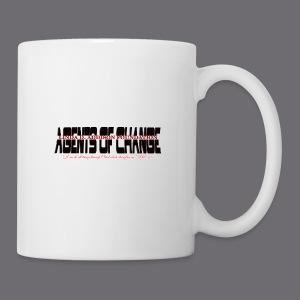 Agent of Change Mug - Coffee/Tea Mug