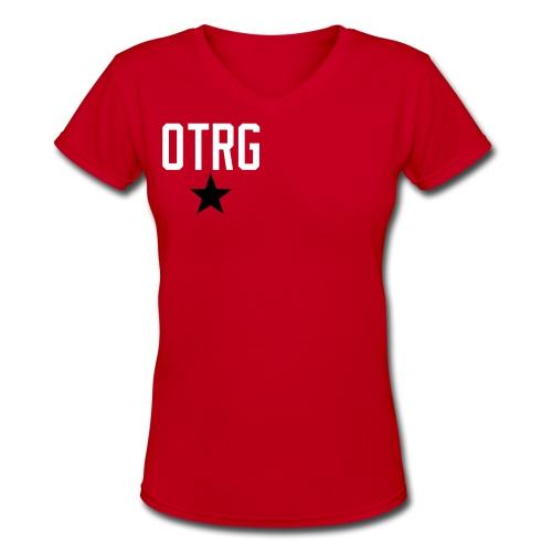 ALMIGHTY - Women's V-Neck T-Shirt