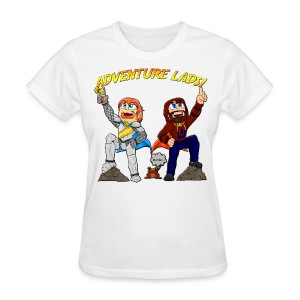Women's Adventure Lads - Women's T-Shirt