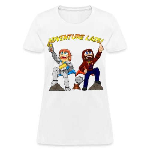 Women's Adventure Lads T-shirt - Women's T-Shirt