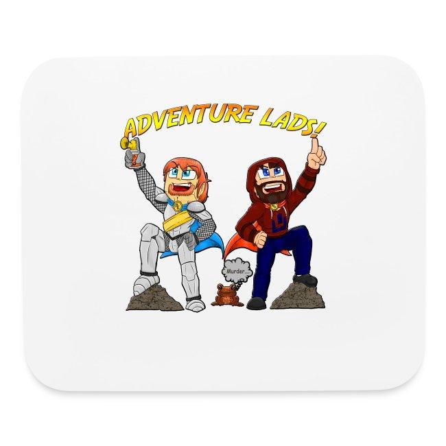 Adventure Lads Mousepad