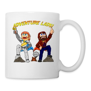 Adventure Lads Mug - Coffee/Tea Mug