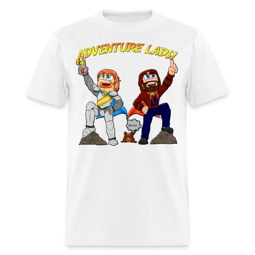 Men's Adventure Lads T-shirt - Men's T-Shirt