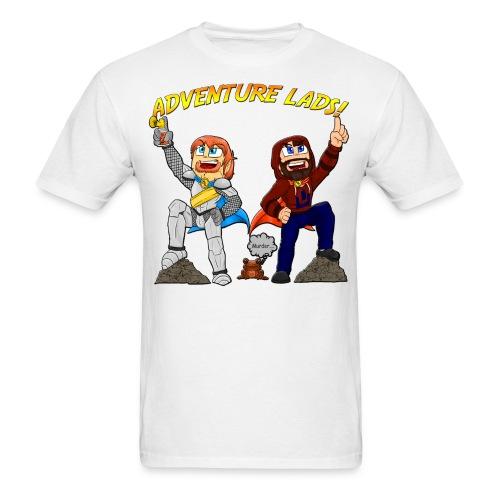 Men's Adventure Lads T-shirt - Men's T-Shirt