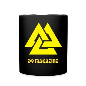 D9 Coffee Cup B/Y - Full Color Mug