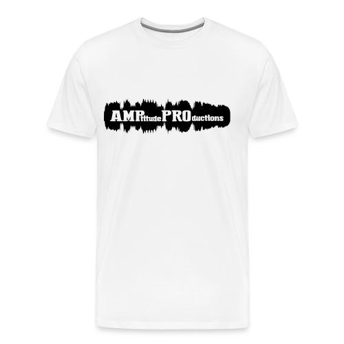 AMPtitude Men's Waveform Shirt - Men's Premium T-Shirt