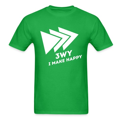 I make Happy - Men's T-Shirt