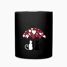 AD Lovely Cats (3 colors) Mugs & Drinkware