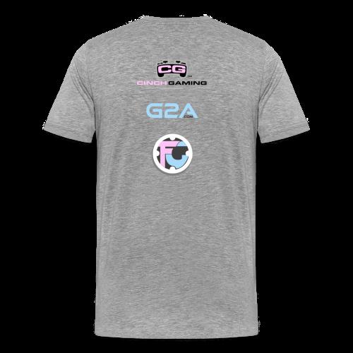 DreamCloud Team T-Shirt - Men's Premium T-Shirt