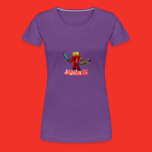 Jamie2k2playz woman's Premium t-Shirt - Women's Premium T-Shirt
