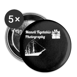 Offical Manoli FIgetakis Photography PIN Small - Small Buttons